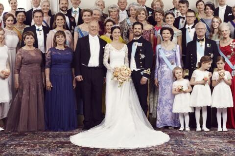 Carl Philip et Sofia de Suède mariés : Après la fête, les photos officielles !