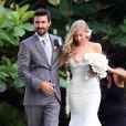 Brandon Jenner, Leah Felder se marient le 31 mai 2012 à Hawaii