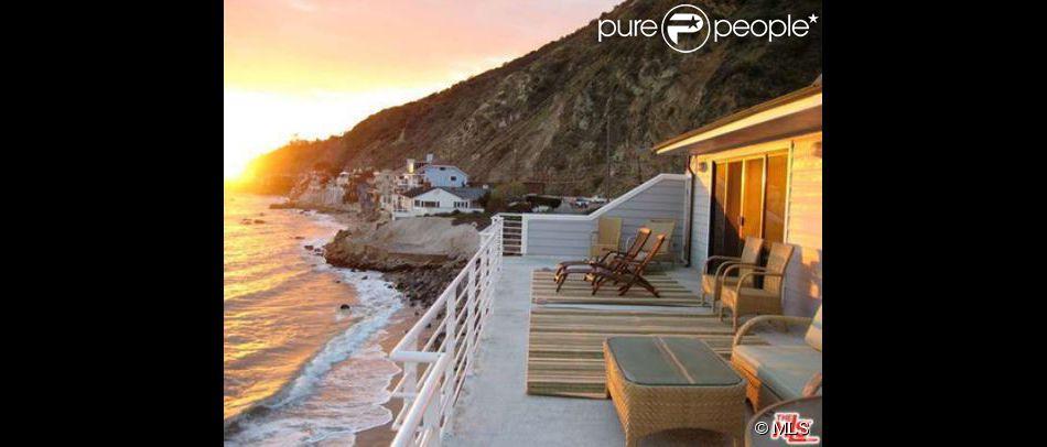 Lana Del Rey s'est offert cette maison à Malibu pour 3 millions de dollars