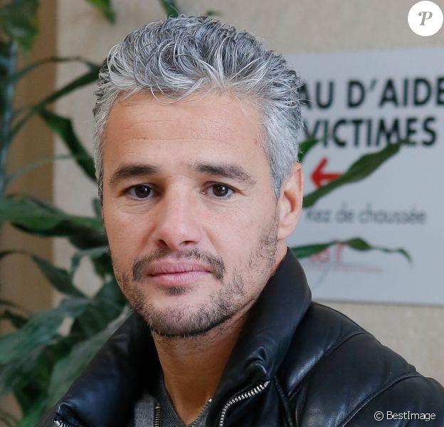 Exclusif - Farid Khider au tribunal de Créteil le 6 février 2015