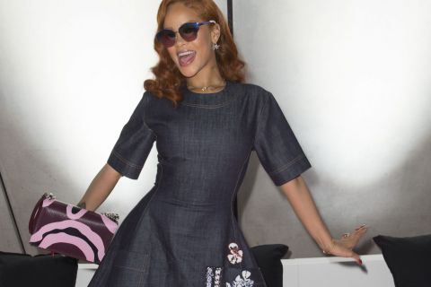 Rihanna : Égérie Dior à l'honneur pour une virée en Asie