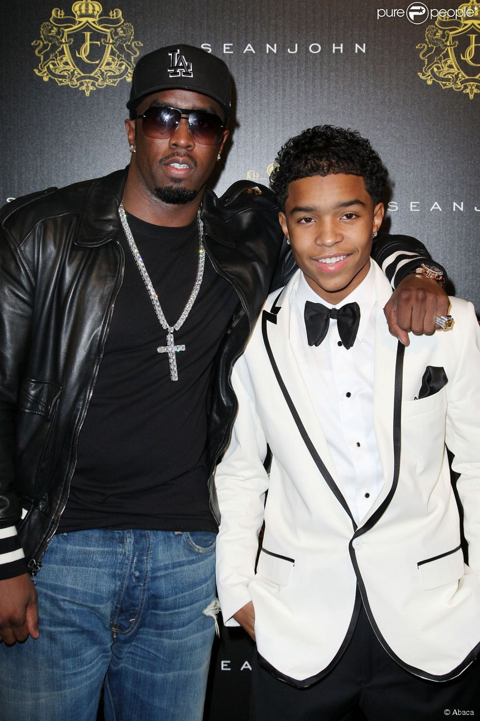P Diddy Son