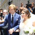 Mariage d'Ivan Rakitic et Raquel Mauri à Séville en Espagne le 20 juin 2015.