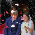 Mariage d'Ivan Rakitic et Raquel Mauri à Séville en Espagne le samedi 20 juin 2015.
