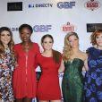 Molly Torlov, Xosha Roquemore, JoJo, Sasha Pieterse, Andrea Bowen à la premiere de G.B.F. à Los Angeles, le 19 novembre 2013
