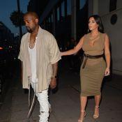 Kim Kardashian enceinte, et Kanye West : Couple chic après leur séjour en France