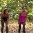 Les filles s'affrontent en épreuve d'immunité, dans  Koh-Lanta 2015  (épisode 10), le vendredi 26 juin 2015 sur TF1.