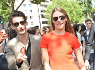 Pierre Niney et son amoureuse, Christine and The Queens et Woodkid fans de Dior