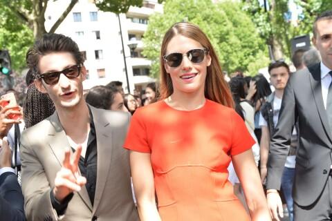 Pierre Niney et son amoureuse, Christine and The Queens et Woodkid fans de Dior