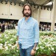 Ben Gorham - Défilé Dior Homme printemps-été 2016 au Tennis Club de Paris le 27 juin 2015.