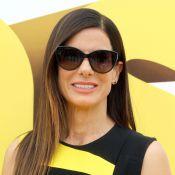 Sandra Bullock : Audacieuse de la tête aux pieds pour les ''Minions''