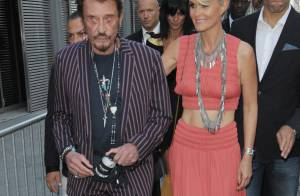 Johnny Hallyday et Laeticia : Stars de la Fashion Week face à Salma Hayek