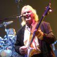 Chris Squire du groupe Yes au HP Pavilion de San Jose le 17 avril 2004