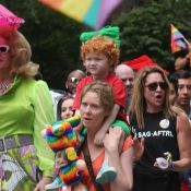 Cynthia Nixon : Gay pride en famille pour l'ex-star de Sex and the city