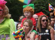 Cynthia Nixon : Gay pride en famille pour l'ex-star de Sex and the city