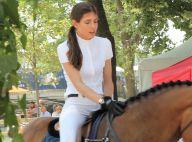 Charlotte Casiraghi : Sérieuse devant Guillaume Canet, fier de sa nièce Paloma