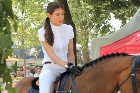 Charlotte Casiraghi : Sérieuse devant Giillaume Canet, fier de sa nièce Paloma