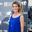Exclusif - Sophie Thalmann - Photocall lors de la soirée du Grand Prix Longines Global Champions Tour lors du Longines Paris Eiffel Jumping au Champ-de-Mars à Paris, le 4 juillet 2015.