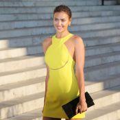 Fashion Week : Irina Shayk et Naomi Campbell, divines à Paris