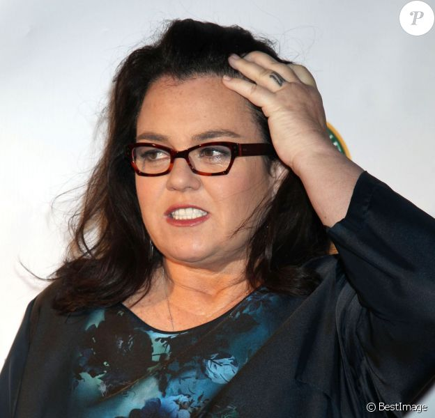 """Rosie O'Donnell - Le """"National Women's History Museum"""" honore Rosie O'Donnell a l'hotel Mr. C a Los Angeles, le 24 octobre 2013"""