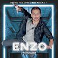 Enzo l'insaisissable, au-delà des illusions,  du 22 octobre au 1er novembre au Casino de Paris.