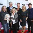 Katherine Heigl, Linda Emond, Sam McCurray, Houston Rhines, Mary Agnes Donoghue à la première de «Jenny's wedding» à West Hollywood, le 10 juillet 2015