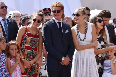 Charlotte Casiraghi, Pauline Ducruet, Beatrice Borromeo : Anniversaire glamour !