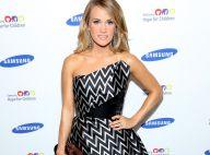 Carrie Underwood : Son bébé de 4 mois pris au piège
