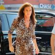 Caitlyn Jenner en robe léopard à New York le 30 juin 2015.  6/30/15 Caitlyn Jenner is seen in New York City.30/06/2015 - New York