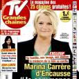 TV Grandes Chaînes  - édition du lundi 13 juillet 2015.