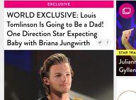 Louis Tomlinson (One Direction) bientôt papa : Ses fans sous le choc