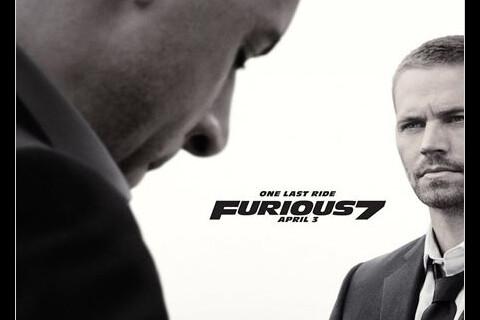 Furious 7, 3e plus gros succès de l'histoire : L'hommage à Paul Walker est total