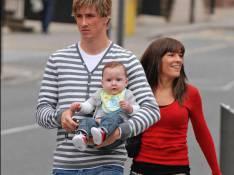 REPORTAGE PHOTOS EXCLUSIF : Quand la star du foot Fernando Torres et sa belle girlfriend, s'entraînent à la paternité !