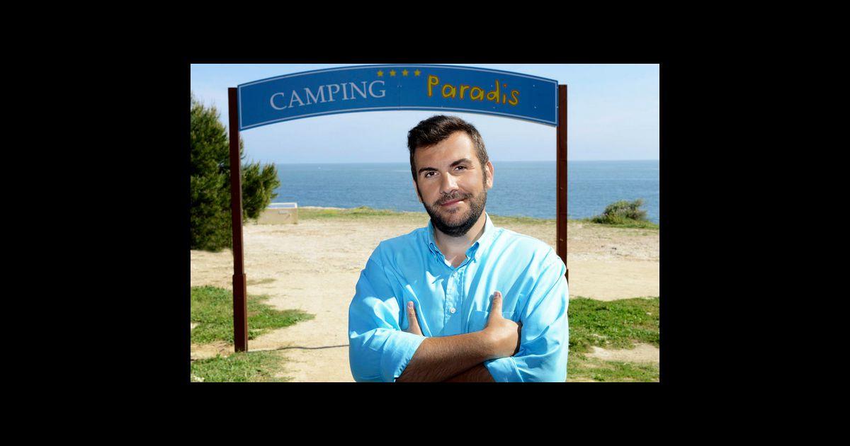 laurent ournac sur le tournage de camping paradis pisode diffus le mardi 23 juin 2015 20h55. Black Bedroom Furniture Sets. Home Design Ideas