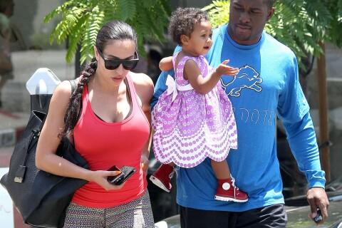 Reggie Bush encore papa : L'ex de Kim Kardashian vient d'avoir un petit garçon !