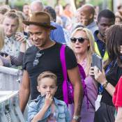 Emma Bunton : Maman poule amoureuse, l'ex-Baby Spice radieuse avec ses fils