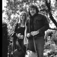 Patrick Dewaere et Miou-Miou à Cannes en 1974.