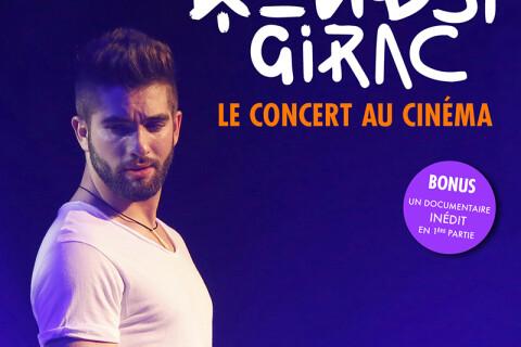 Kendji Girac : Passez une soirée au cinéma en sa compagnie !