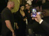 Kim Kardashian à Paris : Festival de looks sexy pour la star enceinte