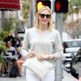 Kelly Rutherford fait du shopping avec des amies à Los Angeles, le 28 janvier 2015.