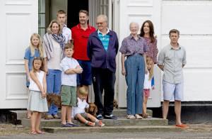 Famille royale de Danemark : Joyeux prélude avec les enfants à Grasten !