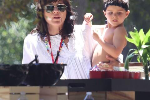 Selma Blair et son ex : Complices pour l'anniversaire de leur fils, Arthur