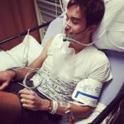 Alex Goude : Son mari hospitalisé !