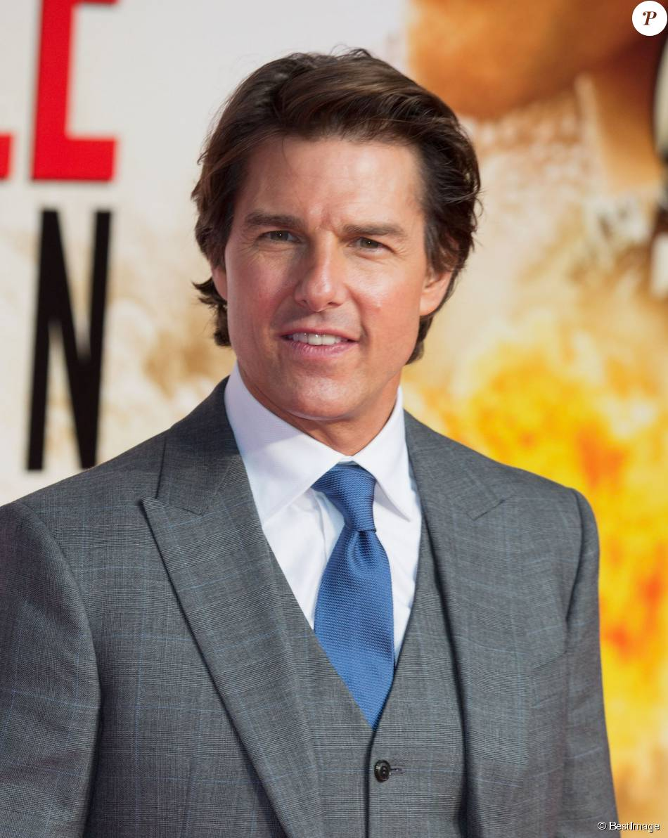 Tom Cruise Premi 232 Re Du Film Mission Impossible Rogue
