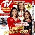 Magazine  TV Grandes Chaînes  en kiosques le 27 juillet 2015.