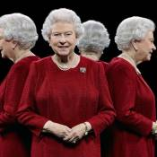 Elizabeth II, William et Camilla sous toutes les coutures, d'étonnants portraits
