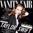 Taylor Swift fait la couverture de l'édition de septembre du magazine Vanity Fair / 2015