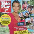 Télé-Star  (édition du lundi 10 août 2015.)