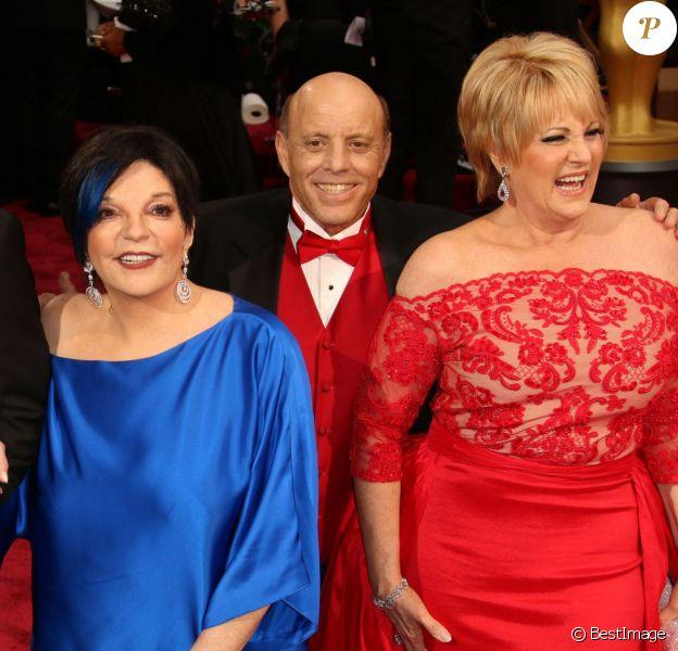 Liza Minnelli, Lorna Luft - 86e cérémonie des Oscars à Hollywood, le 2 mars 2014.
