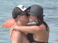 Kimi Räikkönen et Minttu : Baisers et câlins en mer après l'arrivée du bébé